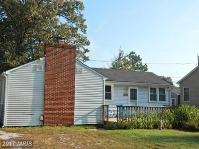 Anne Arundel Single Family Home For Sale: 1724 Lake Avenue