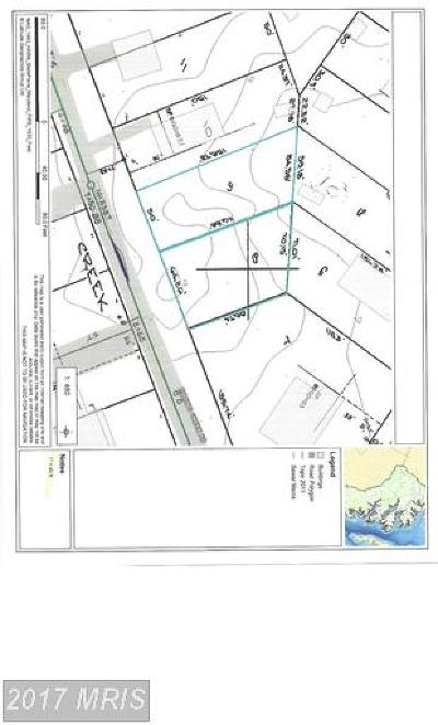 Annapolis Residential Lots & Land For Sale: 1352 Fishing Creek Road