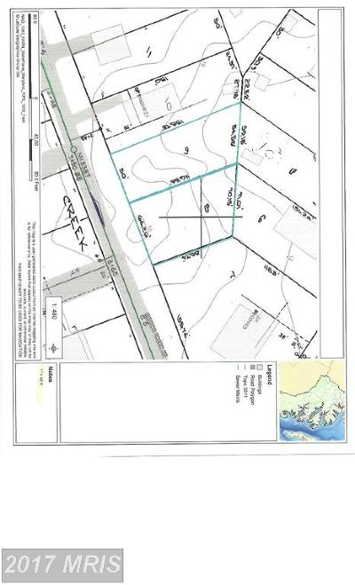 Annapolis Residential Lots & Land For Sale: 1350 Fishing Creek Road