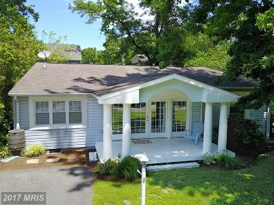 Annapolis Single Family Home For Sale: 3323 Arundel On The Bay Road