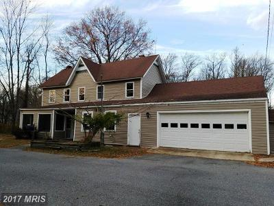 Edgewater MD Single Family Home For Sale: $229,900