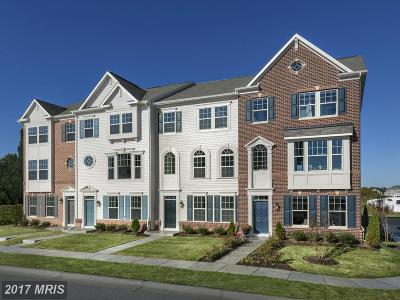 Jessup Townhouse For Sale: 2513 Francis Lane