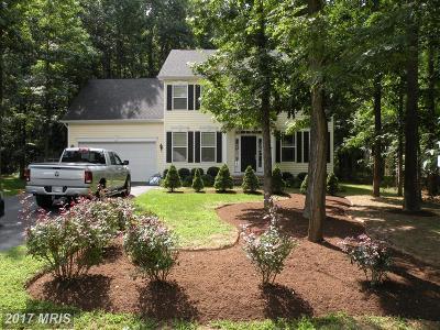 Anne Arundel Single Family Home For Sale: 3406 Glebe Drive