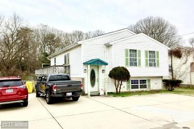 Pasadena Single Family Home For Sale: 8121 Hog Neck Road