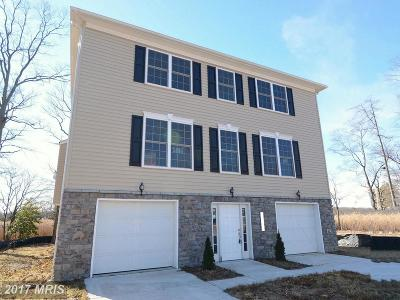 Shady Side Single Family Home For Sale: 4913 Bay View Drive