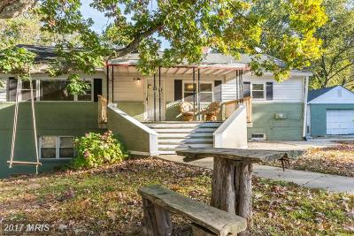 Arnold Single Family Home For Sale: 56 Old Frederick Road