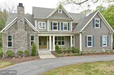 Gambrills Single Family Home For Sale: 1 Holladay Park Road