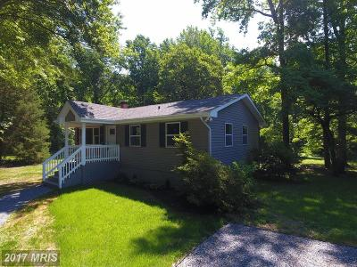 Single Family Home For Sale: 1444 Hoppa Road