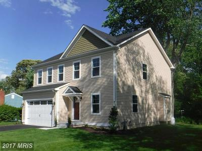 Anne Arundel Single Family Home For Sale: 389 Alameda Parkway