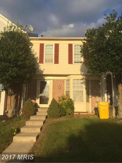 Odenton Townhouse For Sale: 136 Militia Place