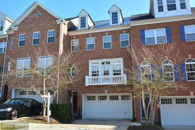 Annapolis Townhouse For Sale: 2707 Merlot Lane