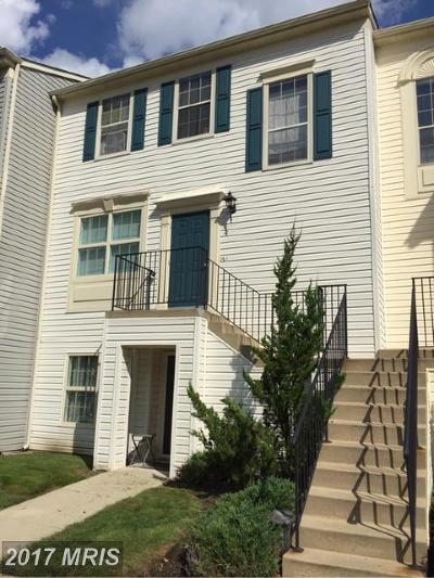 Annapolis Condo For Sale: 50 Sandstone Court #J