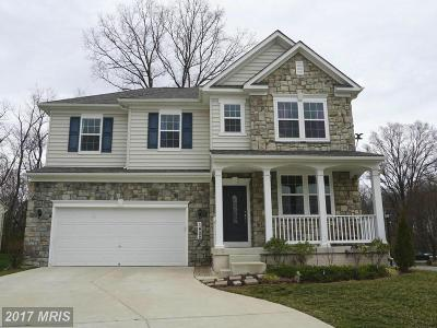 Odenton Single Family Home For Sale: 1402 Earnest Way