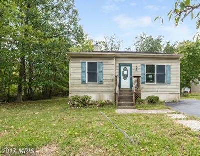 Churchton Single Family Home For Sale: 1109 Gwynne Avenue