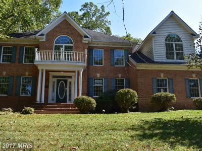 Anne Arundel Single Family Home For Sale: 1210 Asquithpines Place