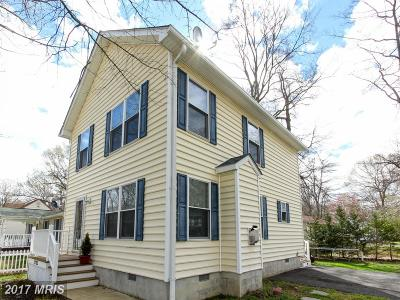 Churchton Single Family Home For Sale: 1203 Gwynne Avenue