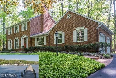 Davidsonville Single Family Home For Sale: 652 Ranger Court