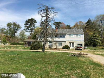 Pasadena Single Family Home For Sale: 4876 Mountain Road