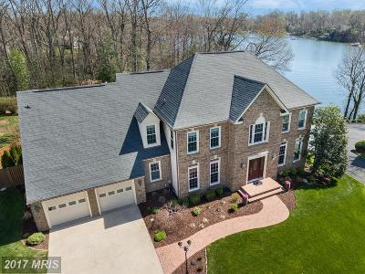 Riva Single Family Home For Sale: 335 Derbyshire Lane