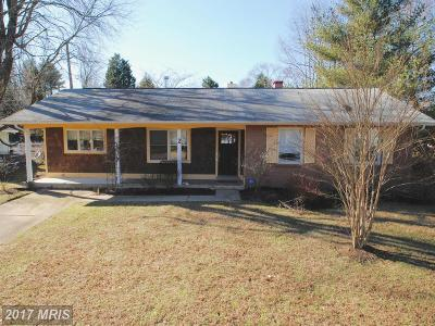 Severna Park Single Family Home For Sale: 2 Spring Haven Court