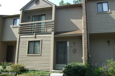 Annapolis Townhouse For Sale: 6 Muir Woods Court