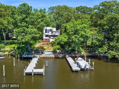 Severna Park Single Family Home For Sale: 237 Wiltshire Lane