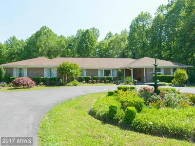 Davidsonville MD Single Family Home For Sale: $825,000