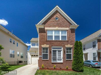 Odenton Single Family Home For Sale: 1893 Scaffold Way