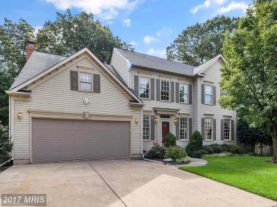 Severn Single Family Home For Sale: 55 Bricepointe Court