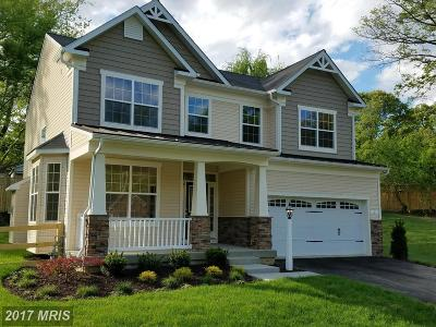 Severna Park Single Family Home For Sale: 8 Atherstone Lane