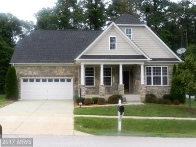 Glen Burnie Single Family Home For Sale: 814 Windjammer Road