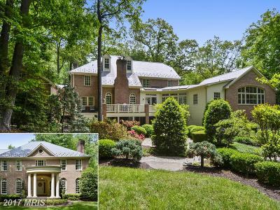 Severna Park Single Family Home For Sale: 650 Rock Cove Lane