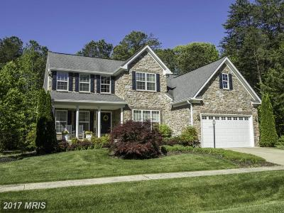 Glen Burnie Single Family Home For Sale: 8210 Anglers Edge Court