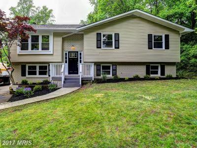 Riva Single Family Home For Sale: 2868 Hambleton Road