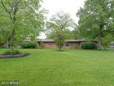Severn Single Family Home For Sale: 8213 Wb And A Road