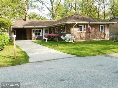 Severna Park Single Family Home For Sale: 621 Park Road