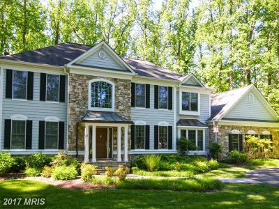 Crownsville MD Single Family Home For Sale: $1,375,000