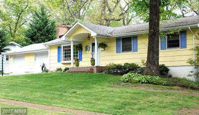 Severna Park Single Family Home For Sale: 303 Mangrove Road
