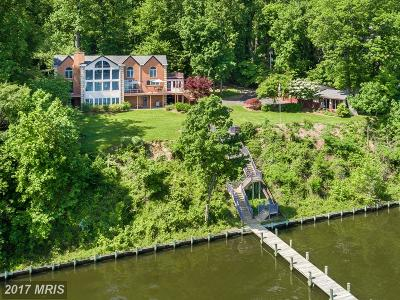 Annapolis Single Family Home For Sale: 1710 Severn Forest Drive