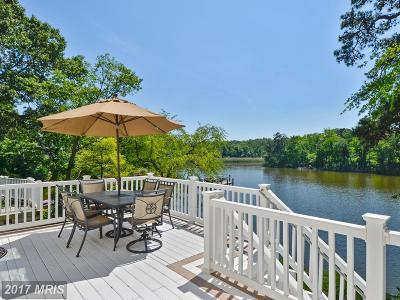 Severna Park Single Family Home For Sale: 782 Creek View Road