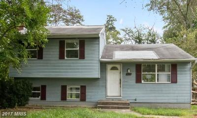 Single Family Home For Sale: 905 Beech Tree Road