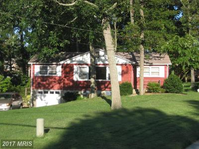 Severna Park Single Family Home For Sale: 127 Arundel Beach Road