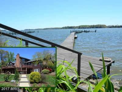 Edgewater Single Family Home For Sale: 2808 Deepwater Trail