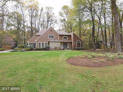 Annapolis Single Family Home For Sale: 1753 Meadow Hill Drive