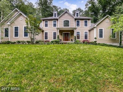 Davidsonville Single Family Home For Sale: 3301 Churchill Farm Road