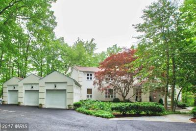Edgewater Single Family Home For Sale: 3165 Rolling Road