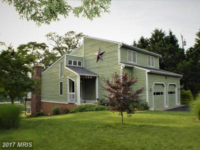 Severna Park Single Family Home For Sale: 758 Cypress Road
