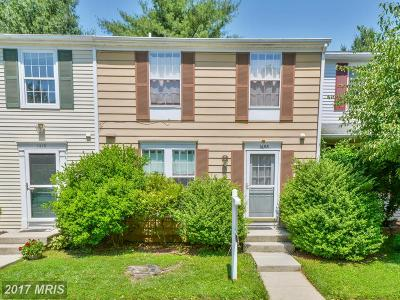 Arnold Townhouse For Sale: 1408 Medinah Court