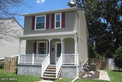 Pasadena Single Family Home For Sale: 8469 Byrd Road