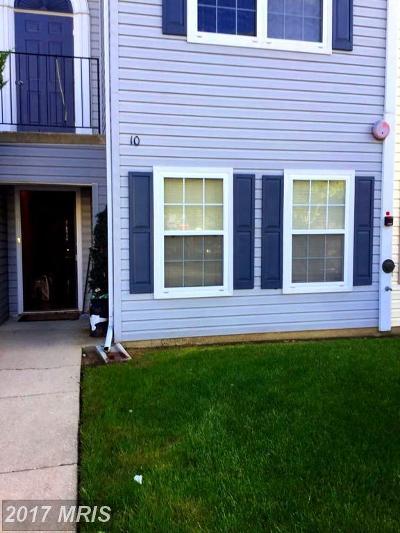 Annapolis Condo For Sale: 10 Amberstone Court #C